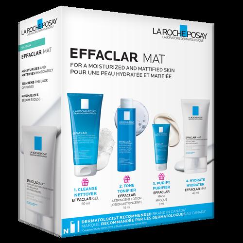 Anti-Shine Kit - Effaclar Mat