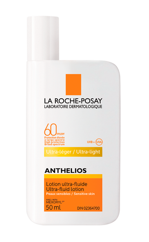 Anthelios Lotion Ultra-Fluide FPS 60
