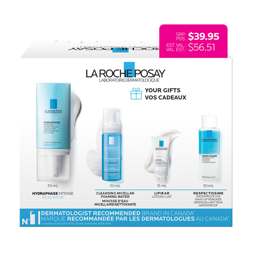 INTENSIVE REHYDRATION GIFT SET - HYDRAPHASE INTENSE RICH