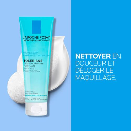 Toleriane Crème Moussante Purifiante