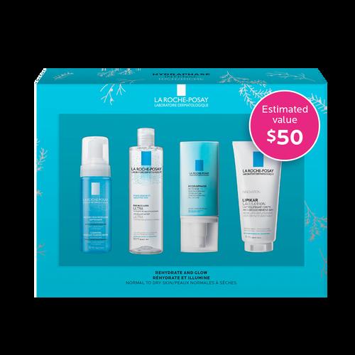 Hydration Skincare Value Kit - Hydraphase Rich Hyaluronic Acid