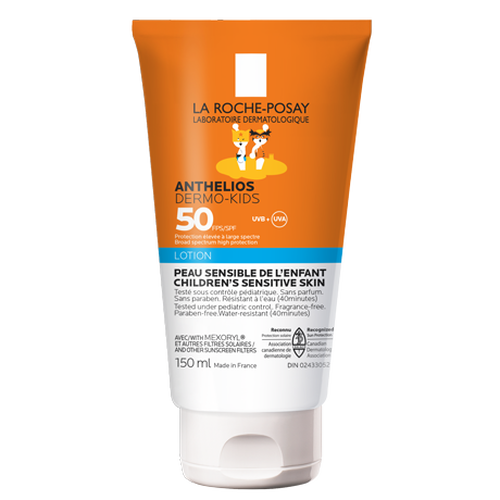 Anthelios Dermo-Kids Lotion FPS 50