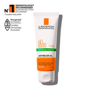ANTHELIOS XL DRY TOUCH SPF 60 FACIAL SUNSCREEN