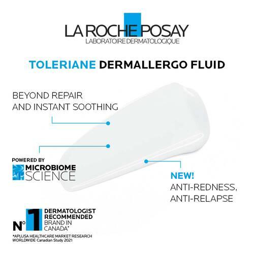 Toleriane Dermallergo Fluid Moisturizer