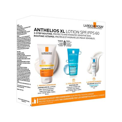 ANTHELIOS ULTRA-FLUID LOTION SPF 60 FOR BODY KIT