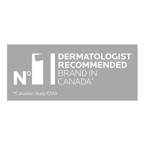 Number 1 Dermatologist Recommended Brand in Canada