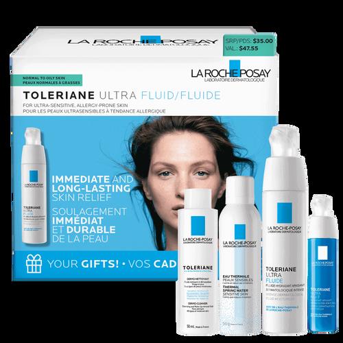 Coffret Toleriane Ultra Fluide