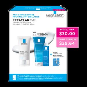 Global Acne Treatment Kit - Effaclar Mat