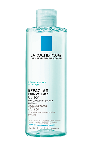 EFFACLAR EAU MICELLAIRE ULTRA PEAUX GRASSES
