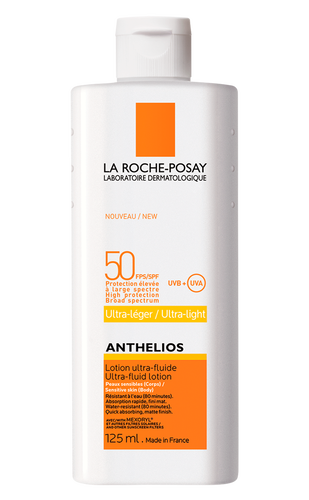 ANTHELIOS Ultra-fluid  lotion SPF 50 for body