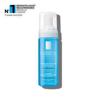 Physiological Cleansing Micellar Foaming Water