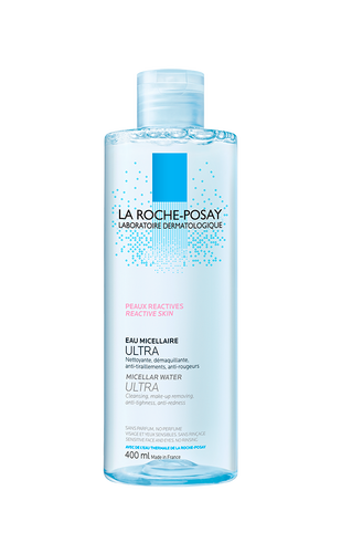 MICELLAR WATER ULTRA  REACTIVE SKIN
