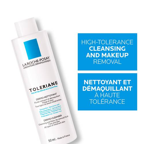 Toleriane Dermo-Cleanser 200 ml