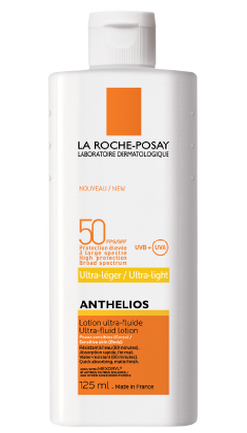 ANTHELIOS  FPS 50 Lotion Ultra-Fluide Corps