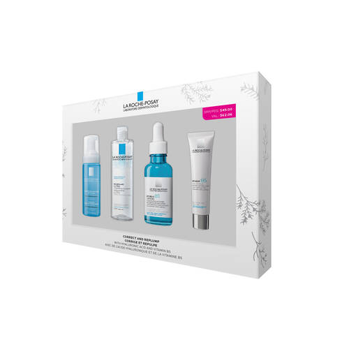Anti-Aging Value Kit - Hyalu B5 Serum Hyaluronic Acid - Replump and Repair