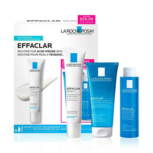 Global Acne Treatment Kit - Effaclar Duo (+)
