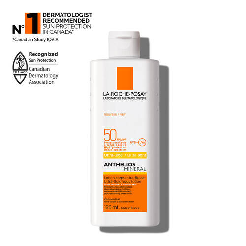 ANTHELIOS MINERAL ULTRA-FLUID LOTION SPF 50 FOR BODY