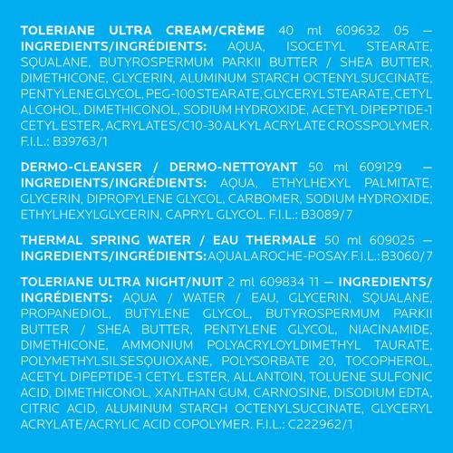 Toleriane Ultra Cream Kit