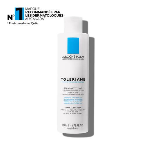 Toleriane Fluide Dermo-Nettoyant 200 ml