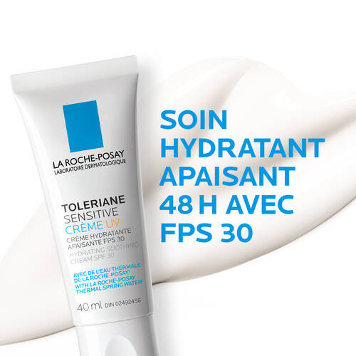 Toleriane Sensitive Crème UV FPS 30