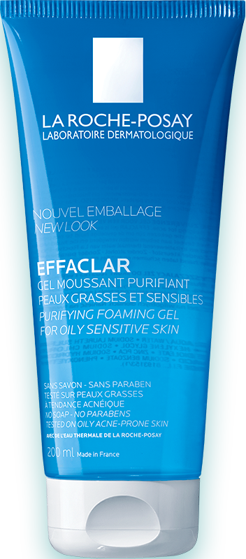 Effaclar purifying foaming gel
