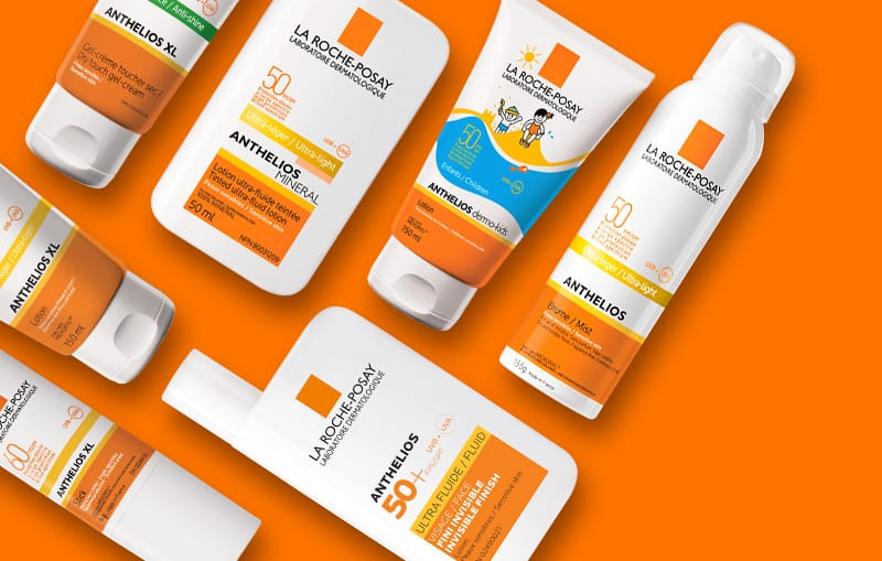 Laroche Posay, sun protection, Anthelios,excellent protection against harmful UVA and UVB rays,Mexoryl®.